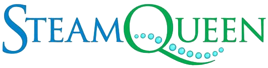 Steam Queen Carpet Cleaning Logo